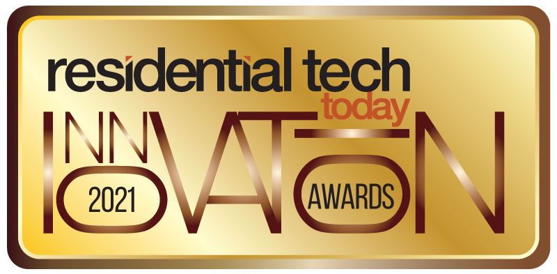 Residential Tech Today 2021 Innovation Awards Honor Top Products