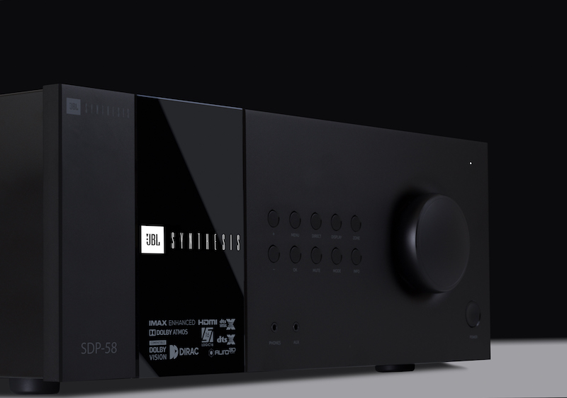 JBL Synthesis Adds HDMI 2.1/8K AVRs, New Dedicated Subwoofer Amplifier