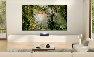 The L9G TriChroma is Newest Ultra-Short Laser TV from Hisense