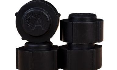Auralex ProPOD Lite Acoustic Decoupler Designed to Reduce Speaker Vibration