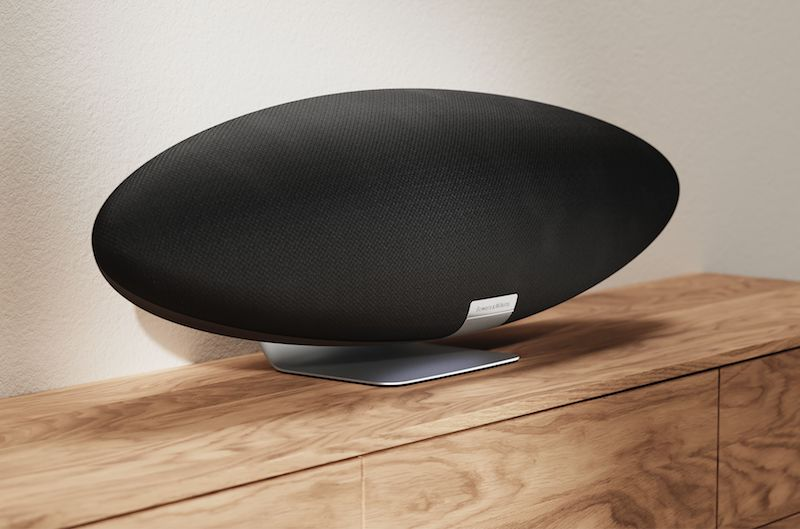Bowers & Wilkins Zeppelin is Reimagined the for the Streaming Age
