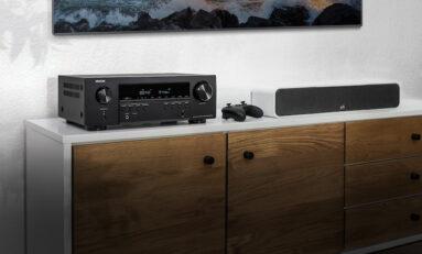 Denon Introduces S-Series 8K AV Receivers