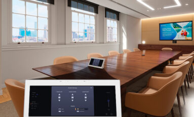Somfy and Extron Partner to Integrate AV and Environmental Controls