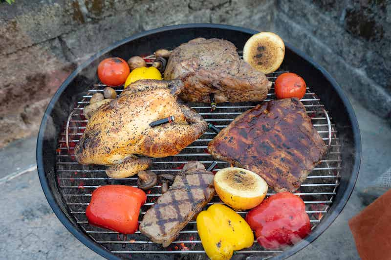 MeatStick and Grillbot Enabling Smarter Outdoor Grilling