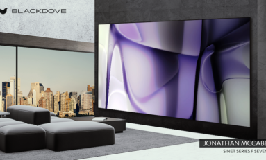 Blackdove to Deliver NFT Artwork on LG's Direct View LED Extreme Home Cinema