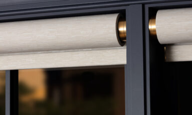 Lutron's Palladiom Wire-Free Shading System Provides Installation Flexibility