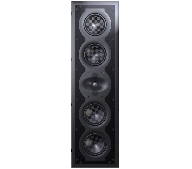 Perlisten Audio Debuts First THX Certified Dominus In-wall Speaker