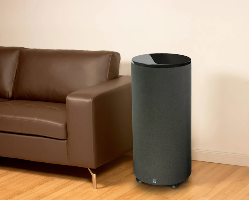 The SVS PC-2000 is a Cylindrical Behemoth That Will Blow Your Mind
