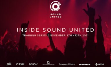 'Inside Sound United' Holiday Selling Season Training Event Scheduled for November